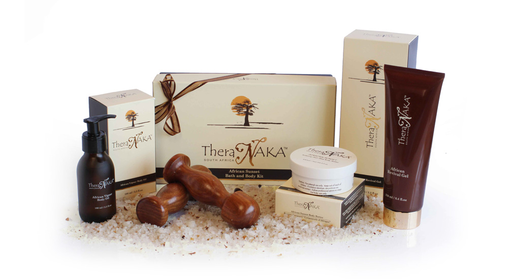 Theranaka Skincare Products